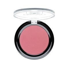 The new, perfume free Cheeky Color Blush with a velvety texture inspires with a radiant glow and a touch of color! It provides a glowing freshness, beauty and a natural appearance. The blusher has a good color dispersal and long-lasting results. A choice of four colors is offered: Sunrise Red no. 110 Apricot Dream no. 125, Summer Rose no. 169 and Plum Flower no. 195.