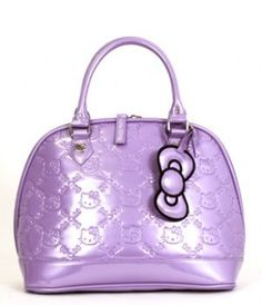 59e9eec96 Hello Kitty Rhapsody Patent Embossed Tote Bag by Loungefly, http://www.