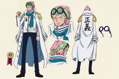 Captain Coby (One Piece).