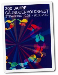 Gäubodenvolksfest 2012 - Volksfest Straubing