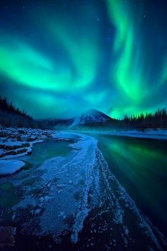 Ogilvie Mountains, Yukon Territory, Canada by Marc Adamus