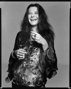 Janis Joplin, singer, Port Arthur, Texas, August 28, 1969   	Copyright	 	© 2008 The Richard Avedon Foundation