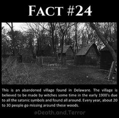 21 Creepy Facts You Didn't Know
