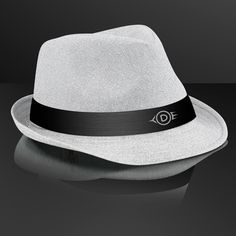 dfa27d1996503 25 Best Felt Fedora Hats with an imprinted logo on the belt or on ...