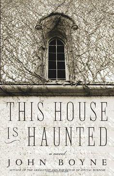 This House is Haunted by John Boyne, http://www.amazon.com/dp/1590516796/ref=cm_sw_r_pi_dp_qRkXtb1EF3N17