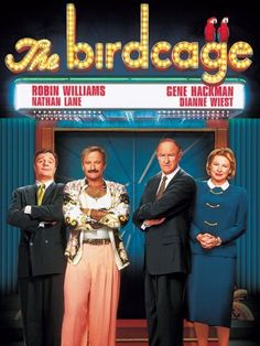 The Birdcage: Robin Williams, Nathan Lane, Gene Hackman, Diane Wiest: Movies & TV