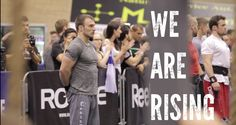 A look into the growth of CrossFit in Europe. #crossfit #wod #rising #health #fit #sport #lift #bearcrawl #burpees