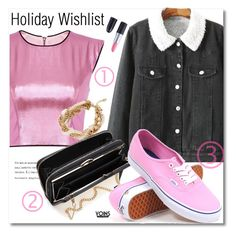 """""""Holiday Wishlist"""" by yoinscollection ❤ liked on Polyvore featuring Vans"""