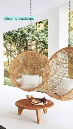 Interior Decorating Styles, Home Interior Design, Decorating Ideas, Interior Sketch, Porch Decorating, Interior Logo, Interior Plants, Three Birds Renovations, White Cushions