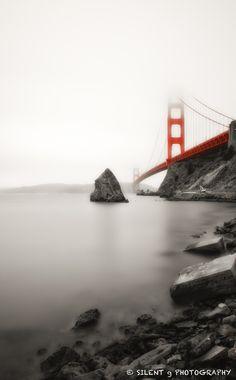 Photograph Sausalito Fog by Mark Gvazdinskas on 500px