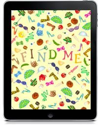 FIND ME Rhymes for Curious Kids app