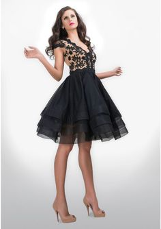 Cheap dress shoes toddler boys, Buy Quality dress soft directly from China dress package Suppliers: Rare Black Short Homecoming Dress with Plunging Neckline A-line Puffy Organza Skirt Hollow Back Appliques Sheer Homecoming Dress Cocktail Dresses Online, Plus Size Cocktail Dresses, Cheap Dress Shoes, Gray Cocktail Dress, Dress Images, Winter Dresses, Homecoming Dresses, Ball Gowns, Evening Dresses