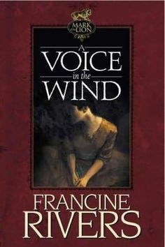 A Voice in the Wind, Francine Rivers. Reels you in, made me view our society from a whole new perspective.