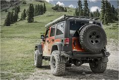 American Expedition Vehicles is a manufacturer of off-road and overland vehicle parts and accessories as well as turnkey off-road vehicle packages. Their AEV Wrangler Package is designed to enhance your driving experience both on and off road. You ca