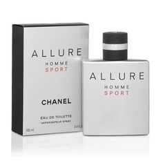 C H a N E L Allure Homme Sport EDT Perfume Luxury Spray 3.4 Oz. New with Box >>> Be sure to check out this awesome product.