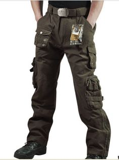 29 Awesome cool cargo pants for men images