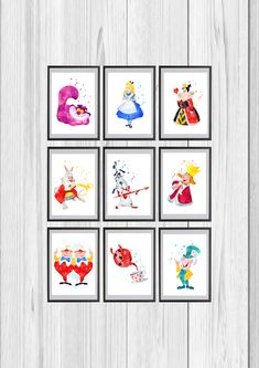 I offer you digital files of high quality dpi. All my works are done in a watercolor style and a Cheshire Cat Disney, Cheshire Cat Alice In Wonderland, Mad Hatter Costumes, Mad Hatter Hats, Mad Hatters, Crazy Hat Day, Crazy Hats, Lion King Nursery, Up Pixar