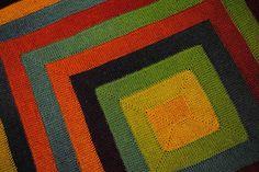 Ten-Stitch Blanket