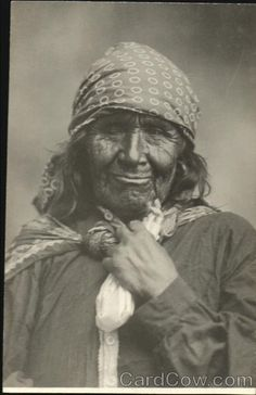 Cocopah Indian