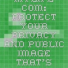 MyLife.com: Protect Your Privacy and Public Image That's Everywhere.