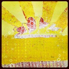 Print sunshine - @azuladogz- #webstagram