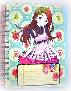 #Cuaderno. #Scrapbooking.