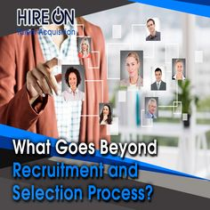 What Goes Beyond Recruitment and Selection Process? Every time recruiting is tackled, most people think about the involvement of recruitment in hrm, recruitment through agencies, talent acquisition, and job searches #job #jobs #opportunity #work #hiring #jobsearch #business #sales #staffing #hr #manpower #agency  #marketing #tweetmyjobs #work