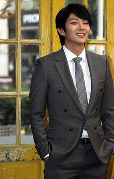 Lee Joon Ki, after military service : D.