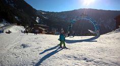 11 Ideas De Reportajes Esquiaconpeques Org Viajes Esquiar Estacionamiento
