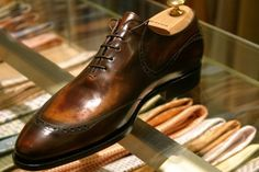 men also need a great pair of shoes