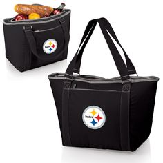 Pittsburgh Steelers Insulated Tote Bag / Beach Bag - Topanga by Picnic Time