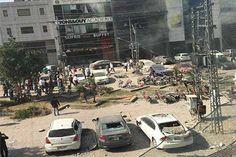 nice Pakistan: 8 Killed In Blast In Lahore's Defence Market  http://Newafghanpress.com/?p=22425 lahoar