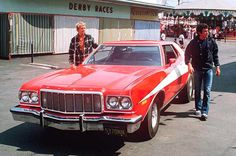 Ford Gran Torino from Starksy and Hutch