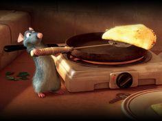 Ratatouille (Disney-Pixar, love this movie. Ratatouille Disney, Ratatouille 2007, Ratatouille Recipe, Disney Pixar, Walt Disney, Disney Love, Disney Stuff, Disney Films, Disney Magic