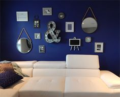 Hang a gallery wall