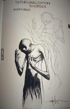 在高壓的都市生活環境裡,心理疾病就像傳染病一樣蔓延,彷彿每個人都脫離不了那些憂鬱、孤單、失眠的魔掌。在插畫同好舉辦的10月「墨水繪畫月」(#inktober)中,插畫家Shawn Coss就以精神疾病[…]