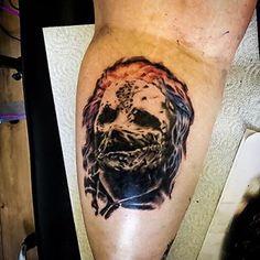 tatoo slipknot - Pesquisa Google Slipknot, Watercolor Tattoo, Tatoos, Skull, Frases, Watercolor Tattoos, Temp Tattoo, Skulls