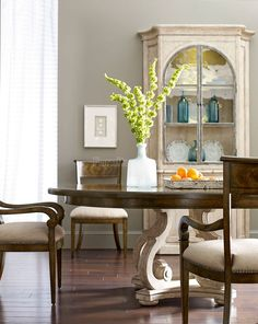 Dynasty Dining Room Set Samuel Lawrence Furniture | Furniture Cart ...
