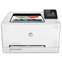 HP LaserJet Pro, M252dw,Wi-Fi, A4 and Legal Colour Laser Printer