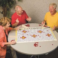 12 Activities to Add to Your Senior Program - from our friends at notjustbingo