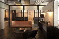 AKQA Clerkenwell offices | Amos and Amos