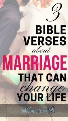 Jesus Christ is bible verses about marriage that will change your life! These three passages can be used as war room prayers, for bible study, and many other ways to dig deeper in your marriage and in the Word! Marriage Bible Verses, Powerful Bible Verses, Bible Verses About Love, Biblical Marriage, Marriage Prayer, Strong Marriage, Marriage Life, Happy Marriage, Bible Verses Quotes