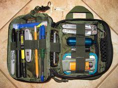 Edc Tools, Survival Tools, Camping Survival, Outdoor Survival, Survival Prepping, Emergency Preparedness, Emergency Kits, Tactical Survival, Maxpedition Fatty