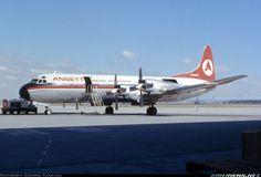 Ansett Airlines of Australia Air Cargo Lockheed L-188A(F) Electra Melbourne - Tullamarine (MEL / YMML) Australia - Victoria, March 19, 1977