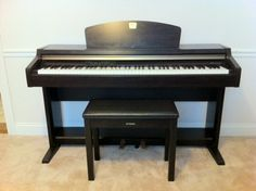 yamaha clavinova clp 170 99 per month digital piano rentals dc. Black Bedroom Furniture Sets. Home Design Ideas