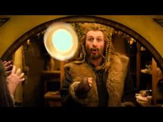 The hobbit - Blunt the knives scene in FULL HD - YouTube. This song has been going through my head all day!