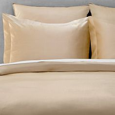 Z Gallerie's luxurious Gold Marquesa Bedding creates an extravagant look fit for royalty.
