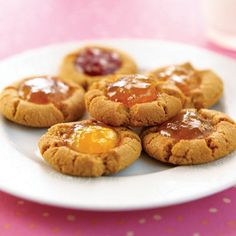 Peanut Butter and Jelly Cookies | Community Post: 10 South Beach Diet Recipes That Are Actually Good