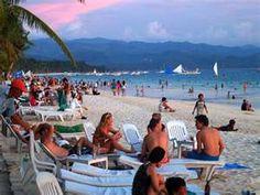 ... , Everywhere: The Tropical Paradise Island of Boracay, Philippines