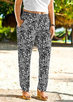 Jersey Holiday Trousers